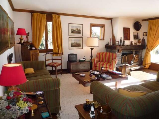 Luxurious Large Apartment in Nature - Crans Montana - Apartment