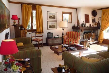 Luxurious Large Apartment in Nature - Crans Montana - Pis