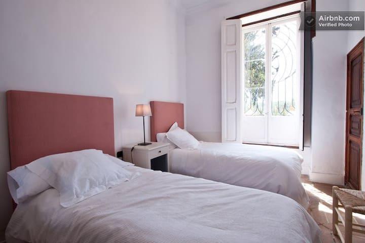 Hab Gazpacho (2 camas individuales) - Requena