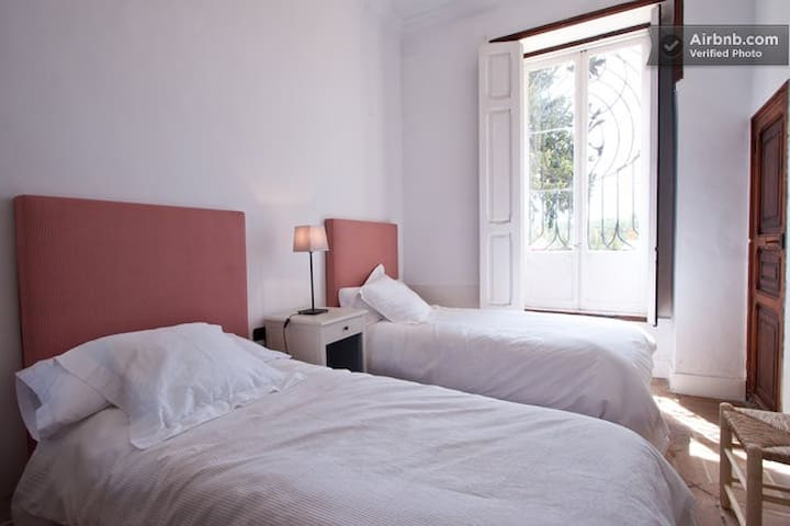 Hab Gazpacho (2 camas individuales)