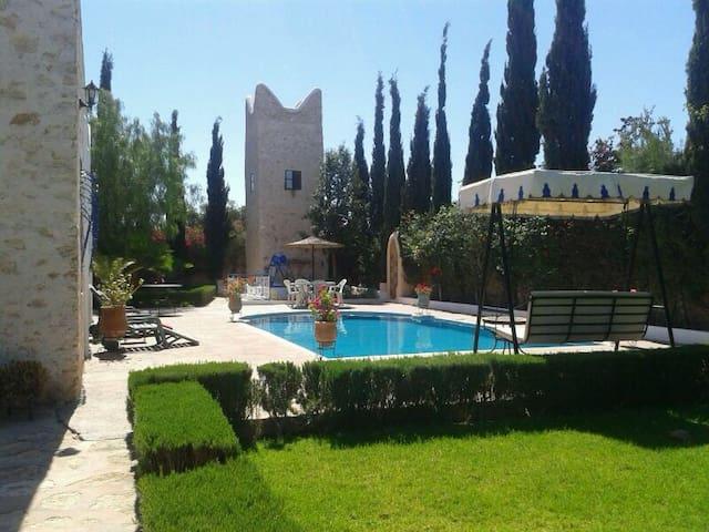 Unique Villa at ESSAOUIRA MOGADOR