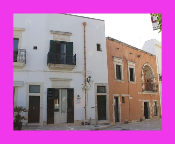 """Casa """"Rimesa"""" - Tipica Salentina con terrazza - Cutrofiano - Huoneisto"""