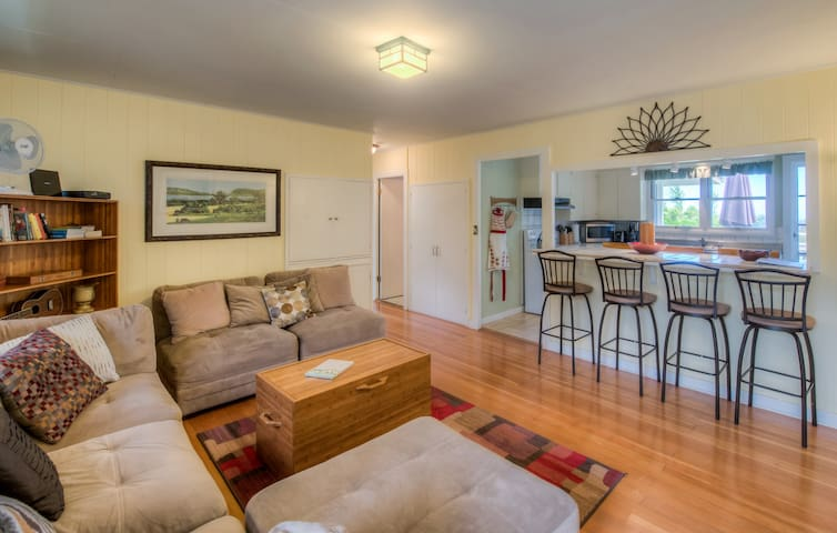 Lovely Home with a Great Location - Honokaa - Casa