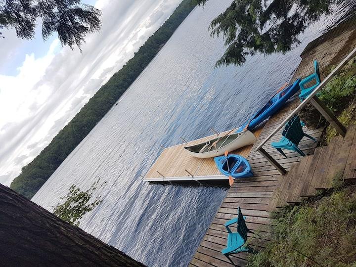 Skeleton Lake, Muskoka