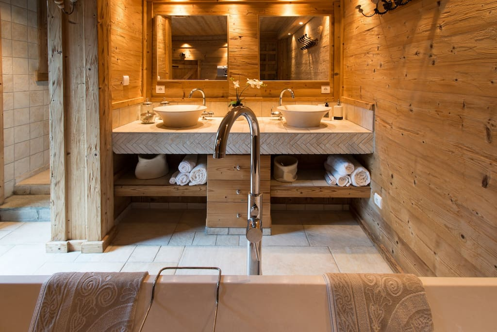 Luxury bathrooms and bath products await you