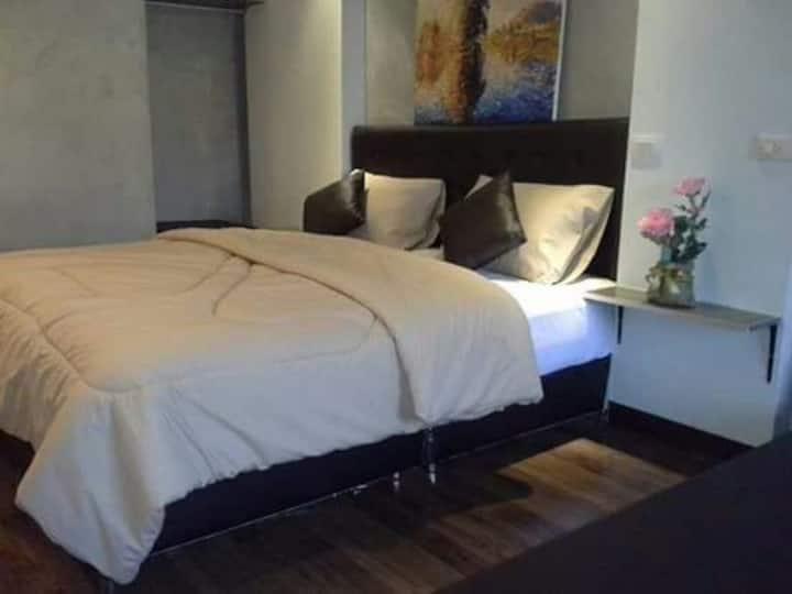 Room near Suvarnabhumi Airport.