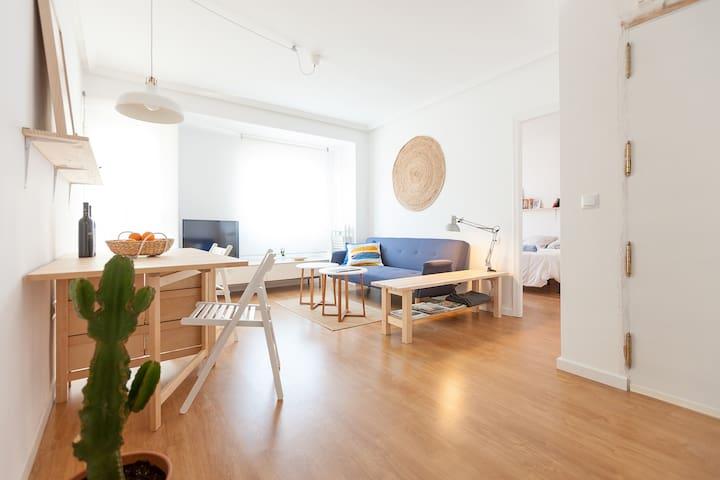 Apartamento cerca de Plaza de Toros - Alacant - Pis