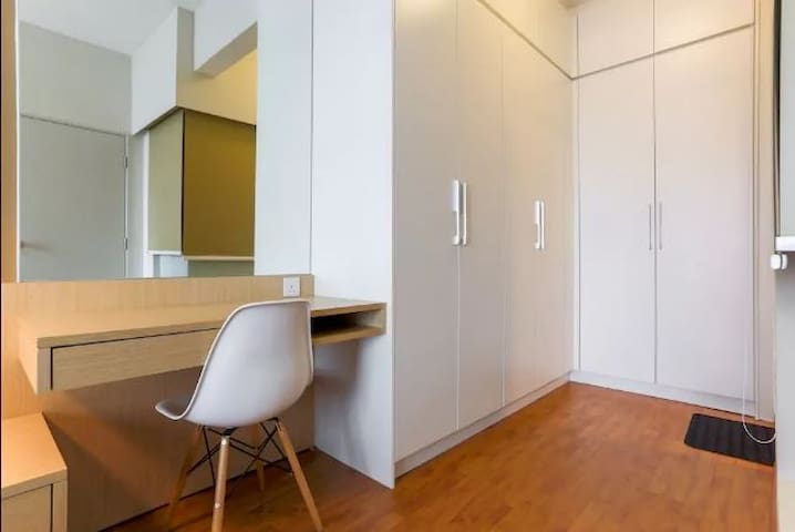 Pure Relaxing Environment -An escape from the city - Kuala Lumpur - Condominium