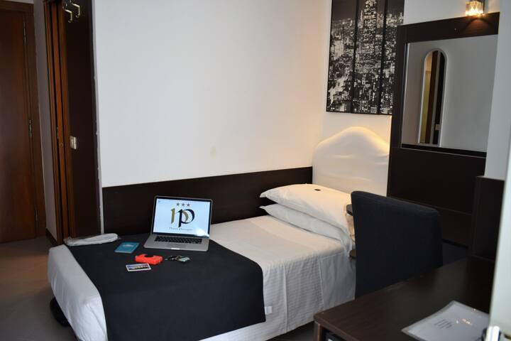 Single room - boutique hotel