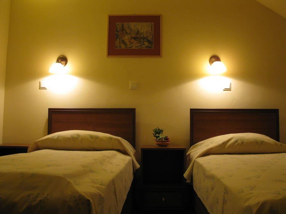 DBL Twin Room