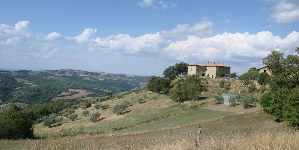 Apt or sing room in Historic. house - Monte Castello di Vibio