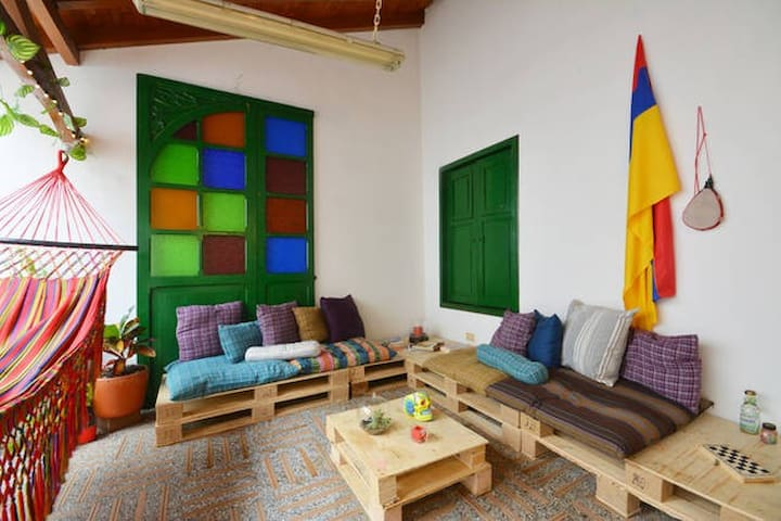 Bohemian House/Perfect Location 4 - Medellín