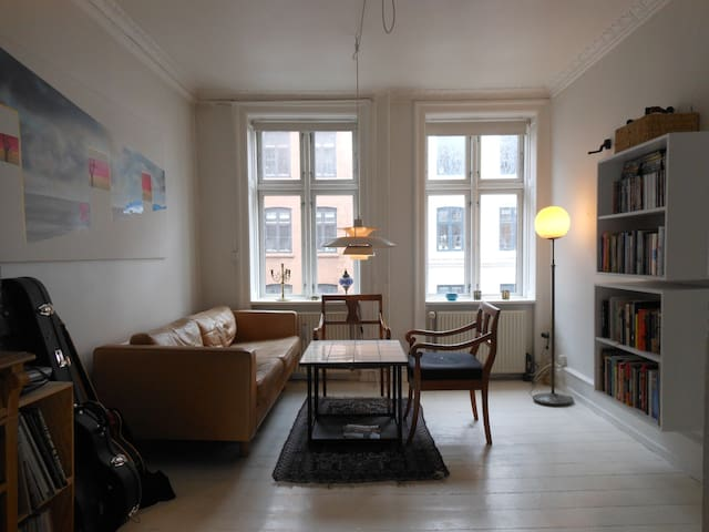Cosy apartment in the heart of CPH - Copenhague - Appartement