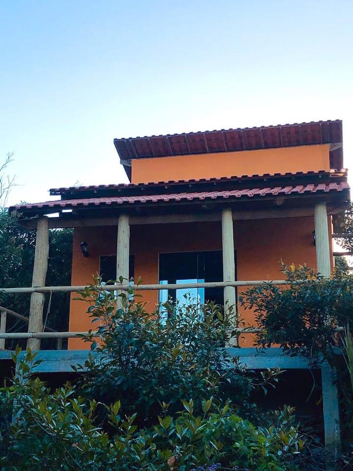 Chalé Jaci - Condado da Lua - Vale do Capão