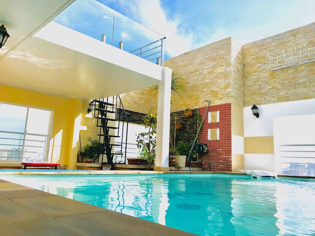 Bamboo apartment - Private Pool, 4BRs
