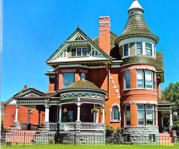 Ferris Mansion Bed & Breakfast - Rawlins - Bed & Breakfast