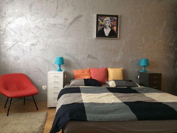 Cozy stylish apartment