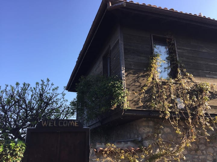 Apartment in a beach house Old Town Nessebar