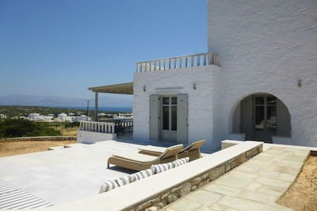 Paros, Kallia's Summer House - ปารอส - วิลล่า