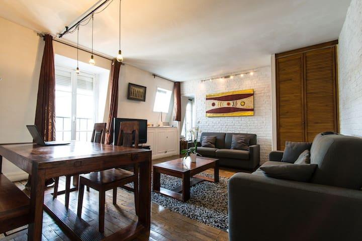 Montmartre Zen - Paris - Apartment