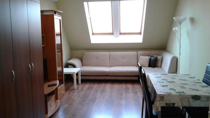 Fantazia apartment in Varna.