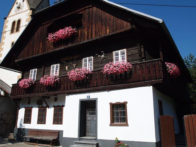 Alpentraum,gebied BadKleinkirchheim - Kaning