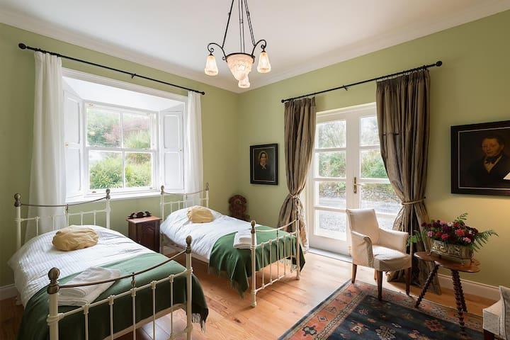 Your Bedroom, The Garden Room