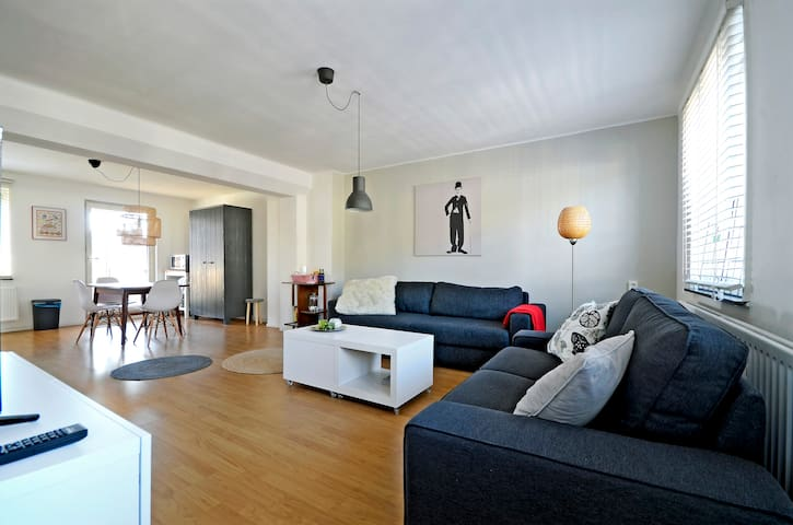 Modern apartment with terrace in city centre - Venlo - Apartamento