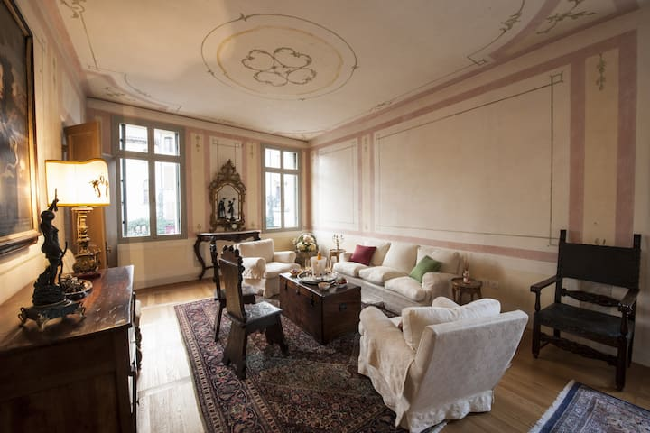 Luxury Apartment in Asolo's Center