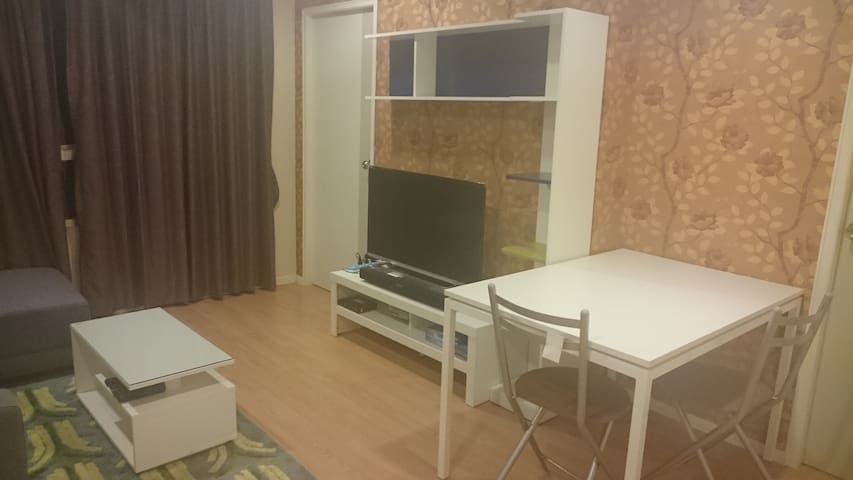 Chill-lax - Bangkok - Apto. en complejo residencial