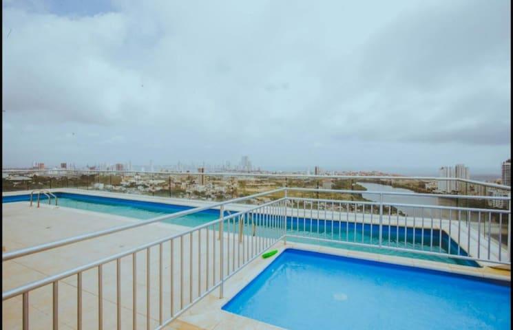 22 Apartamento vacacional en Cartagena