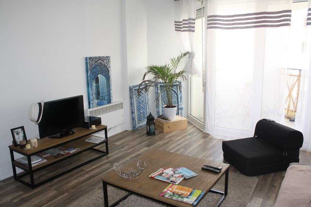 Appartement de type t2 de 52 m2 appartements louer for Location appartement t2 bordeaux victoire