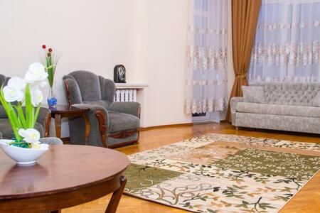 Two bedroom apartment Khreshatyk Passage