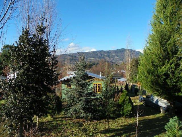 Cabañas cerca de la playa en Lican Ray - Villarrica - Nature lodge