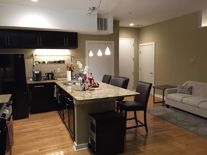 """Amazing OTR location - """"like airbnb commercial"""""""