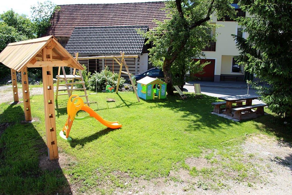 Garden/playground