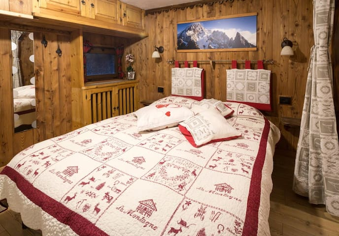 Apartment Courmayeur's center - Courmayeur - Departamento
