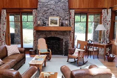 Meadow Retreat - Point Reyes Station - Hus