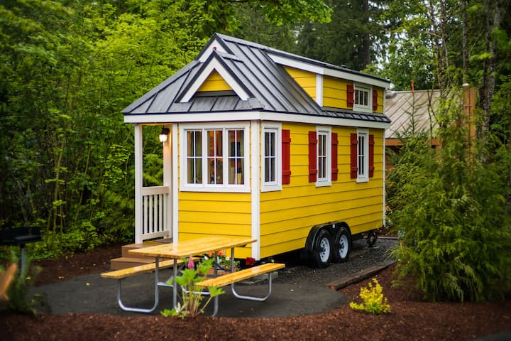 Tiny House - Savannah