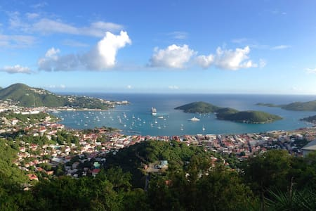 Cozy Space with Incredible Views - Charlotte Amalie