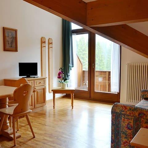Bilocale tre posti - Siror - Appartement