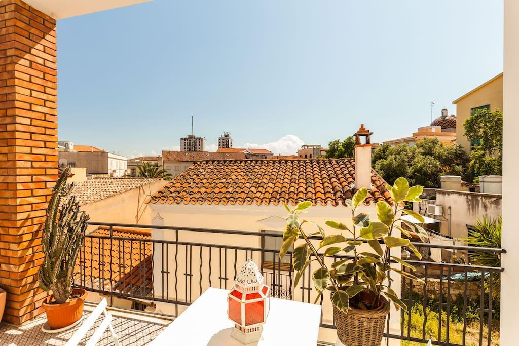 Terrazza Camera Doppia - Double Room Terrace