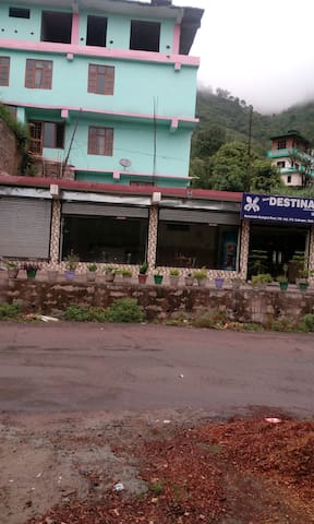 New Destination Anji near Manav Bharti University