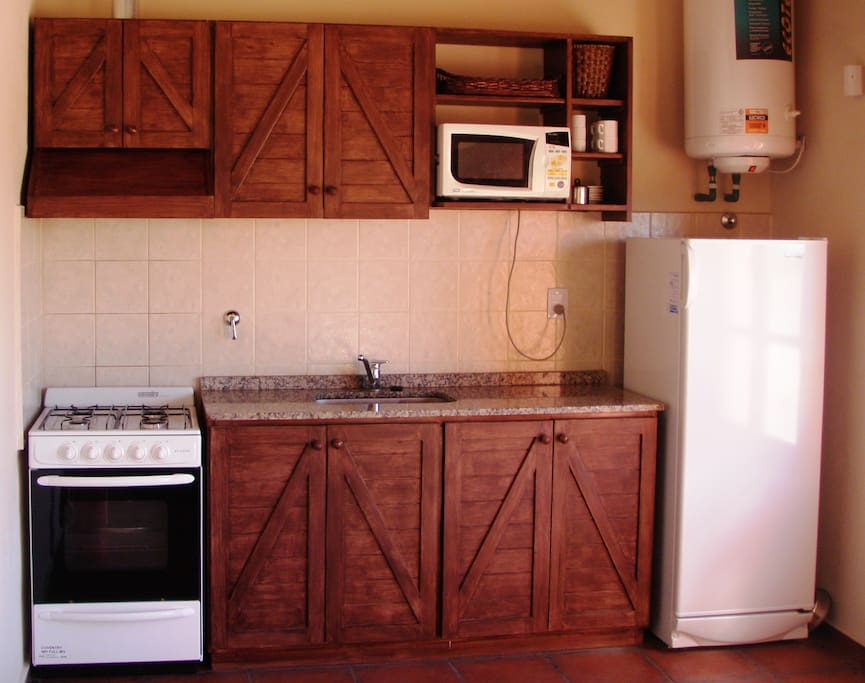 Cocina/Kitchen