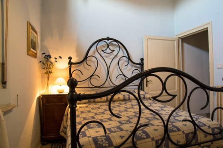 Accogliente camera matrimoniale
