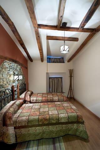 Apartamento Rural con Encanto - Malpartida de Plasencia