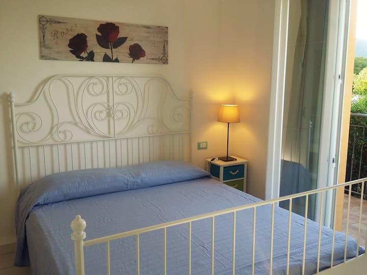 Appartamento Sirolo Summer 3 con giardino