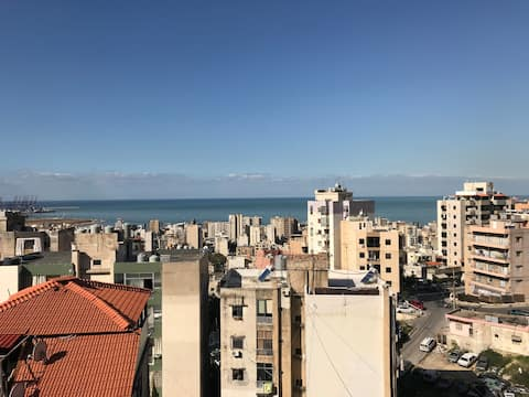 Lahoud's furnished Apartment in Biakout Zalka
