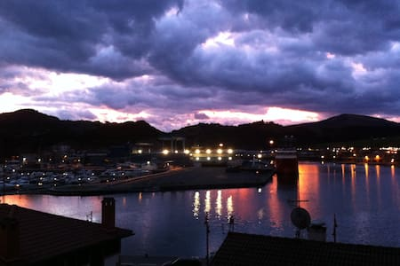Zumaia. Old town. 5 min walk from the beach - Zumaia - Apartament