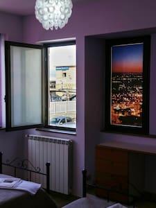 STANZA MATRIMONIALE CON BAGNO PRIVATO ESTERNO - Santa Eufemia Lamezia - Apartamento